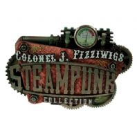 Steampunk Weapons Logo